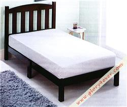 CANDY WOOD BED